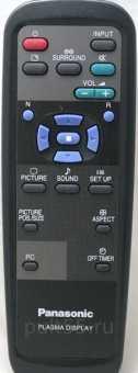 Пульты PANASONIC EUR646525/646529/646531 и др. Toshiba EUR646527