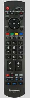Пульты Panasonic TV EUR7737Z50, EUR7737Z60 и др. тв