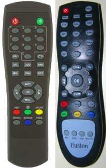 Пульты для SAT Euston 525,STV-3025, STV-3005, STV-3015