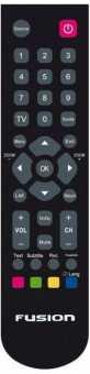 Пульт Fusion FLTV-32T100T/22T100T, FLTV-43T100T и др TV