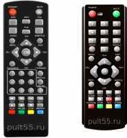 Пульты Fusion ТВ приставок DVB-T2