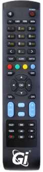 Пульт Galaxy Innovations  GI ET11000, GI  ET-7000 Mini - аналог