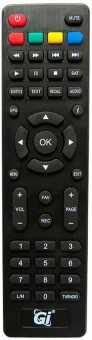 Пульты Galaxy Innovations  Gi S1013, GI HD SLIM и др DVB-S/S2