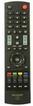 Пульт Sharp GJ220 (220J) LC-32LD165/ 32LE320ru и др ТВ