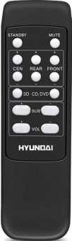 Пульт Hyundai H-HAS6003 акустики
