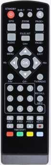 Пульт Эфир HD-215, HD-225 и др. DVB-T2