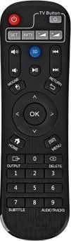 Пульт  Dexp M7 Smart Box TV