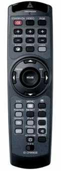 Пульт Hitachi CP-X1250 /X1200 /SX1350 проекторов