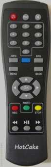 Пульт HotCake HD/ HD3/HD5/HD7/ IP и др
