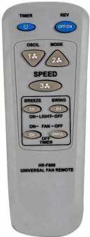 Пульт HR-F800 вентиляторов универсал