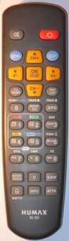 Пульт Humax RS-351, ID Digital RS-220P sat