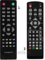 Пульты Hyundai DVB-T2 ТВ приставок