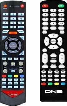 Пульты ДУ DNS телевизоров