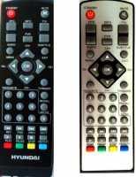 Пульт DB-2206  AirTone, DNS и др. ТВ приставок