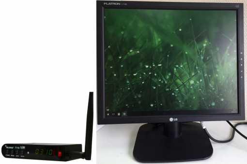 Цифровой Смарт ТВ - комплект