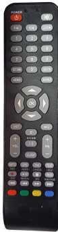 Пульт Hyundai H-LED32R454BS2, Horizont  32LE5511DR, Fusion FLTV-24T23, Aiwa и др TV