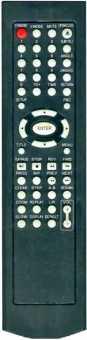 Пульт Supra JX-3010B DVD DVC-xxx