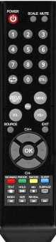 Пульт Lentel 39LTV6505, 48LTV6103, 81LTV7103 и др