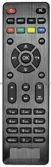 Пульт Lexand LTV100, LTV200, LTV300 и др. DVB-T2