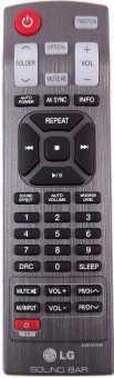 Пульты LG AKB73575431/421/401 и др. NB sound bar