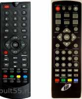 Пульты Lit, Telant  и др. DVB-T2