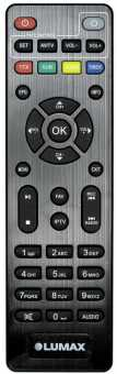 Пульт Lumax DV4205HD DV4207HD и др. ТВ приставок