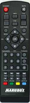 Пульт Marubox M7802/M7801, M7618, M7815/M7816  ТВ приставок