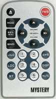 Пульт Mystery MCD-778MP/968MP, MCD-777MP/598MPU автомагнитол