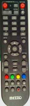 Пульт Mezzo HD8911и др DVB ТВ приставок