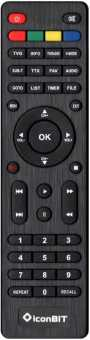 Пульт IconBIT MovieHD S2 /T2/ C Plus
