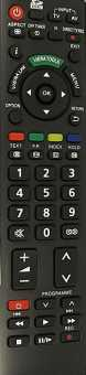 Пульты N2QAYB000350, N2QAYB000328 Panasonic TV