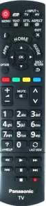 Пульты N2QAYB000829 /928 и др. Panasonic для TV
