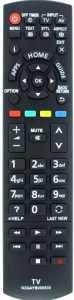 Пульты N2QAYB000830, N2QAYB000840 Panasonic для TV