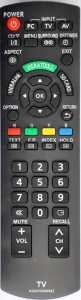 Пульты Panasonic N2QAYB000543, RM-1020m TV