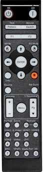 Пульты Optoma EH415/500/503/505, X515/600/605, W505/515T и др. проекторов