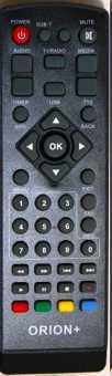 Пульт ORION+ RS-T21HD, RS-T20HD и др. DVB-T2