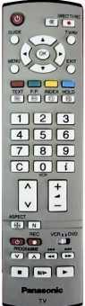 Пульты Panasonic  EUR7651090A, EUR7651030A, EUR765101C и др.  телевизоров