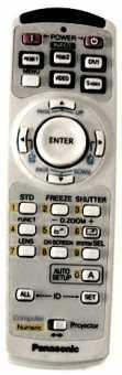 Пульты Panasonic N2QAEA000023 /N2QAEA000005 и др проекторов