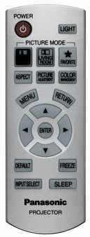 Пульты Panasonic N2QAYB000194, N2QAYB000450 др. проекторов