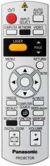 Пульты Panasonic N2QAYB000305/ 367, N2QAYB000308/311 и др. проекторов