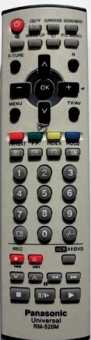 Пульт Panasonic universal RM-520M (N2QAJB000080/84)