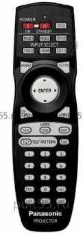 Пульты Panasonic N2QAYB000164/ 371/ 784 и др. проекторов