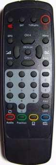 Пульт PBI DVR-1000S sat ресивера
