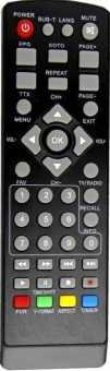 Пульт ТВ приставок DVB-T2 прочие