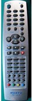 Пульт ДУ для LG uni RM-158CB, 6710V00077V и др