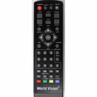 Пульты  World Vision T34, Sky Vision и др. dvb-t2