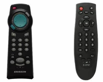 Пульты для Erisson(ERC) ТВ разные