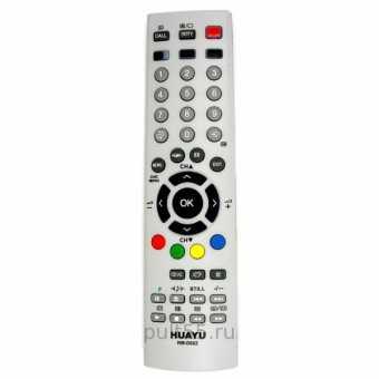 Пульт Toshiba uni CT-90208, CT-90126  и др ТВ