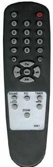 Пульт Lentel TV 32/39LTV6505, Polar, Hyundai RC-9341 и др.