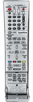 Пульт Sharp  HDD/DVD RECORDER